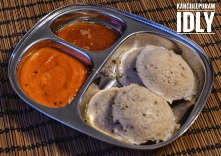 Kancheepuram Idly Plate